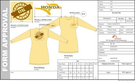 T-Shirt Cheer Honda for Women
