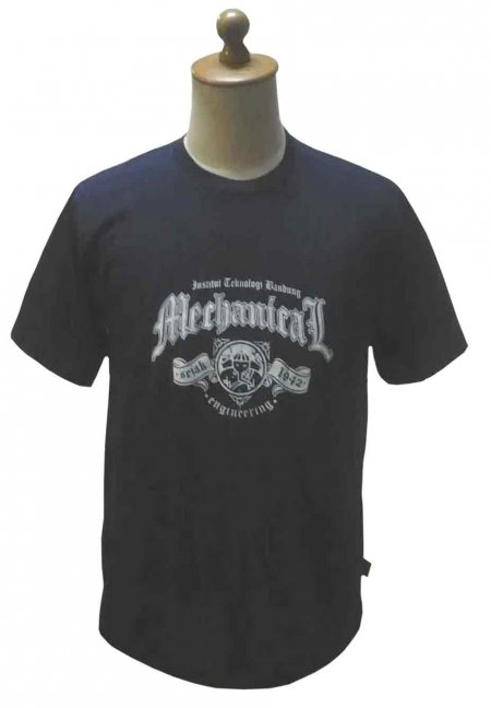 T-Shirt-Mechanical